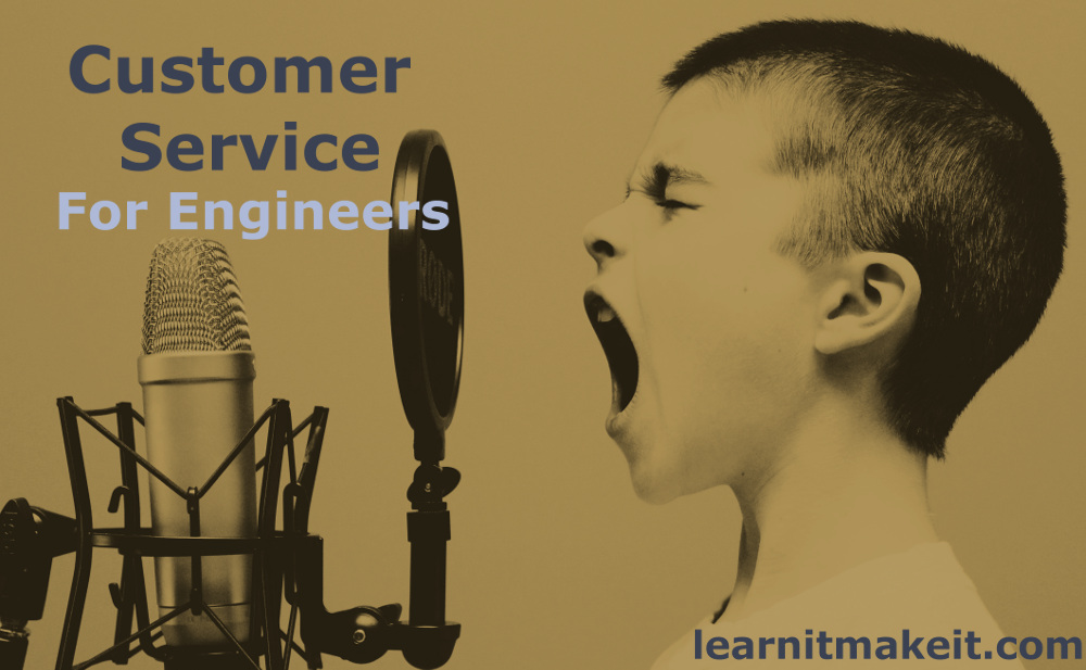 Understand Customer Service